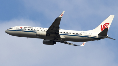 B-5342 - Boeing 737-89L - Air China