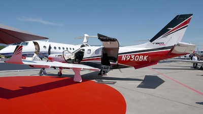 N930BK - Socata TBM-930 - Private