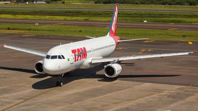 PT-MZH - Airbus A320-232 - TAM Linhas Aéreas