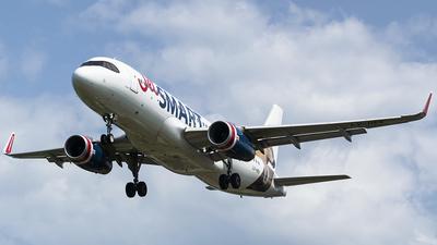 A picture of LVHEK - Airbus A320232 - JetSMART - © Bruno Castañeira