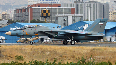 3-6066 - Grumman F-14A Tomcat - Iran - Air Force