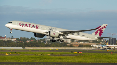 A7-ANN - Airbus A350-1041 - Qatar Airways
