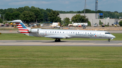 N587NN - Bombardier CRJ-900LR - American Eagle (PSA Airlines)