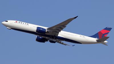 F-WWCN - Airbus A330-941 - Delta Air Lines