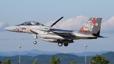 92-8094 - McDonnell Douglas F-15DJ Eagle - Japan - Air Self Defence Force (JASDF)