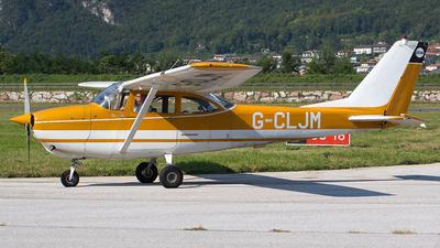 G-CLJM - Reims-Cessna F172G Skyhawk - Private