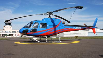 A picture of FGNBP - Aerospatiale AS 350 Ecureuil - [1357] - © JM Rotor 54