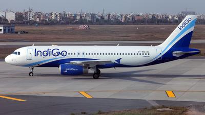 A picture of VTIEU - Airbus A320232 - IndiGo - © William VIGNES