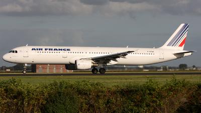F-GTAK - Airbus A321-211 - Air France