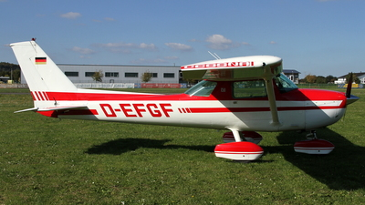 D-EFGF - Cessna 150 - Private