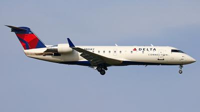 N801AY - Bombardier CRJ-440 - Delta Connection (Endeavor Air)