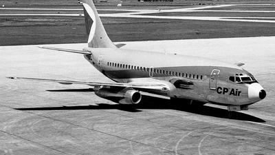 CF-CPC - Boeing 737-217 - CP Air