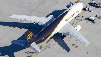 N146UP - Airbus A300F4-622R - United Parcel Service (UPS)