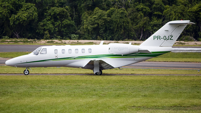 PR-OJZ - Cessna 525A CitationJet 2 Plus - Private