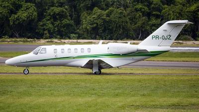 A picture of PROJZ - Cessna 525A CitationJet CJ2+ - [525A0406] - © Angelo Madson