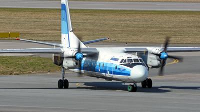 RA-46695 - Antonov An-24RV - Pskovavia