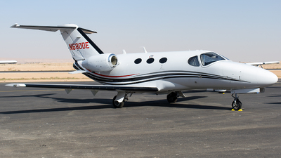 N680DE - Cessna 510 Citation Mustang - Private