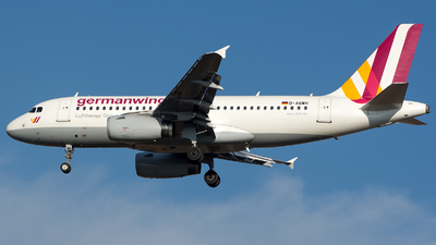 D-AGWH - Airbus A319-132 - Germanwings