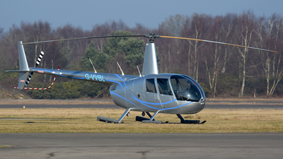 A picture of GVVBL - Robinson R44 Raven II - [11606] - © James Mepsted