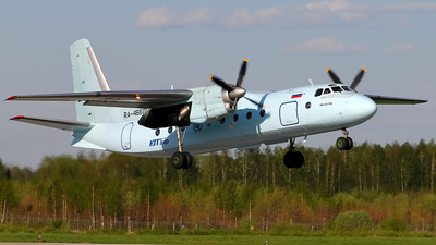 RA-46603 - Antonov An-24RV - UTair Aviation