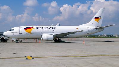 G-JMCM - Boeing 737-3Y0(SF) - West Atlantic Airlines