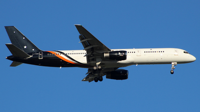 A picture of GPOWH - Boeing 757256 - Titan Airways - © wangruoyao