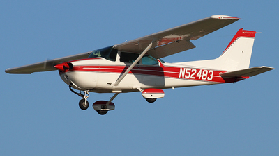 N52483 - Cessna 172P Skyhawk - Private