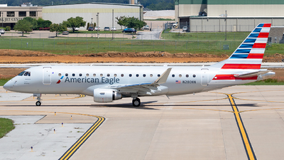 N280NN - Embraer 170-200LR - American Eagle (Envoy Air)