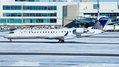 N782SK - Bombardier CRJ-701ER - United Express (SkyWest Airlines)