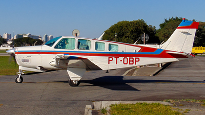 PT-OBP - Beechcraft A36 Bonanza - Private