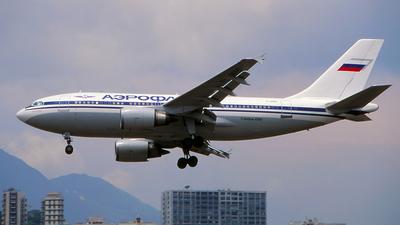 F-OGQT - Airbus A310-304 - Aeroflot