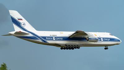 A picture of RA82043 - Antonov An124100 Ruslan - VolgaDnepr Airlines - © valera1983sv