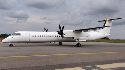 9G-DIA - Bombardier Dash 8-Q402 - PassionAir