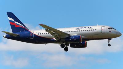 RA-89105 - Sukhoi Superjet 100-95B - Aeroflot