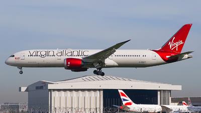 G-VSPY - Boeing 787-9 Dreamliner - Virgin Atlantic Airways