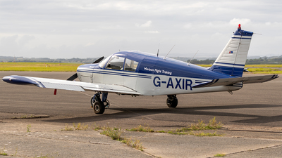 G-AXIR - Piper PA-28-140 Cherokee B - Horizon Flight Training
