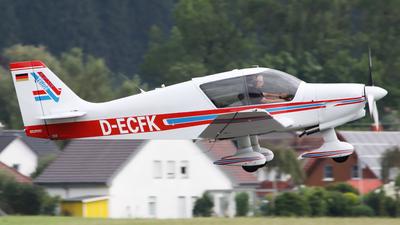 D-ECFK - Robin DR400/140B Dauphin - Private