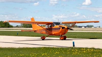 C-GZXQ - Cessna 172N Skyhawk - Envirotech Aviation