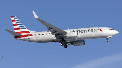N991AN - Boeing 737-823 - American Airlines