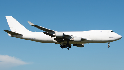 N405KZ - Boeing 747-4KZF(SCD) - Atlas Air
