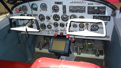I-PAPA - Aermacchi AL-60B-2 Santa Maria - Aero Club Aveiro