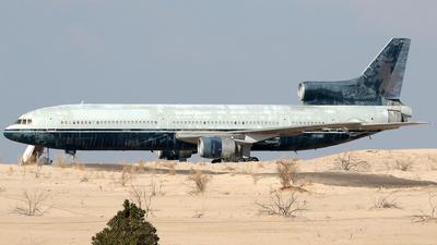 TT-DWE - Lockheed L-1011-100 Tristar - AMW Tchad