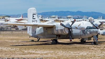 136475 - Grumman S-2F-1 Tracker - United States - US Navy (USN)