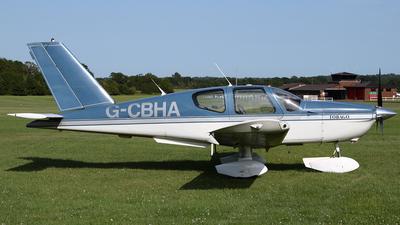 G-CBHA - Socata TB-10 Tobago - Private