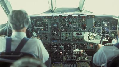 G-ARVM - Vickers VC-10 - British Airways