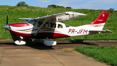 PR-JFM - Cessna T206H Stationair TC - Private