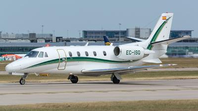 EC-ISQ - Cessna 560XL Citation Excel - Private