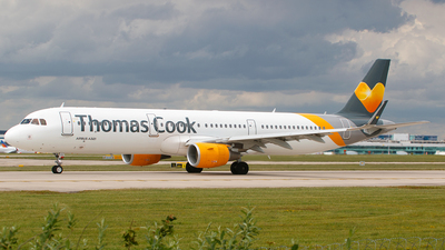 G-TCDO - Airbus A321-211 - Thomas Cook Airlines