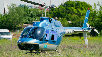UP-BL009 - Bell 206B JetRanger III - Skyservice Airlines