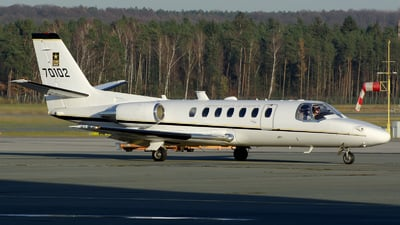 97-00102 - Cessna UC-35A Citation Ultra - United States - US Army